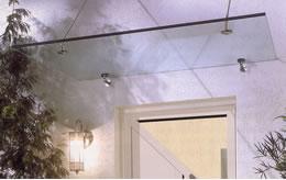 Glasvordächer von der Glaserei Schulz aus Kiel