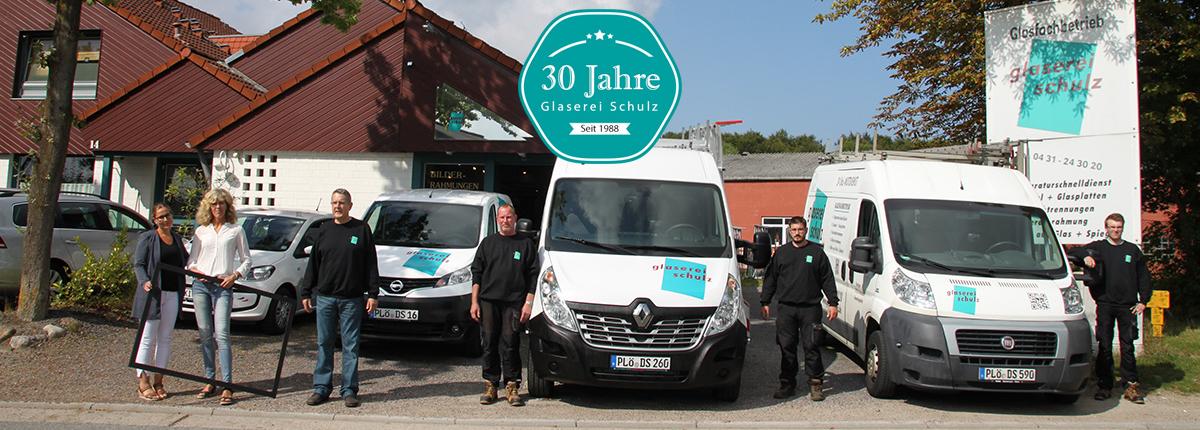 Die Glaserei Schulz - Ihre Glaserei für Kiel und Umgebung