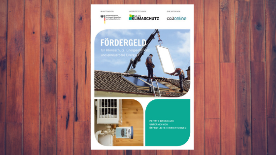 Fördergeld-Broschüre - Glaserei Schulz aus Kiel Heikendorf